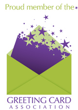 mini greeting card association logo